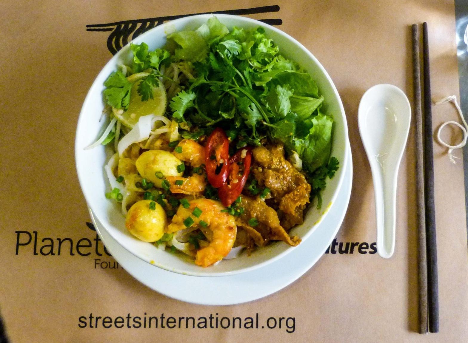 Vietnamese cooking class in Hoi An